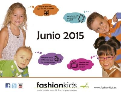FashionKids, cadena líder de peluquerías infantiles