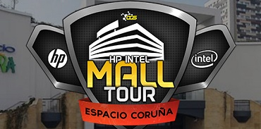 Hp Intel Mall Tour