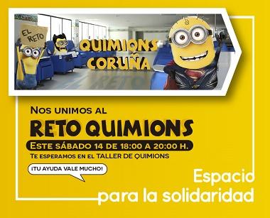 Reto Quimions Espacio Coruña
