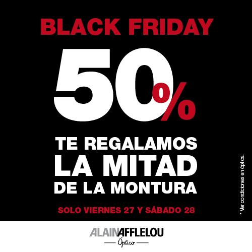 Alain Afflelou Black Friday 2015