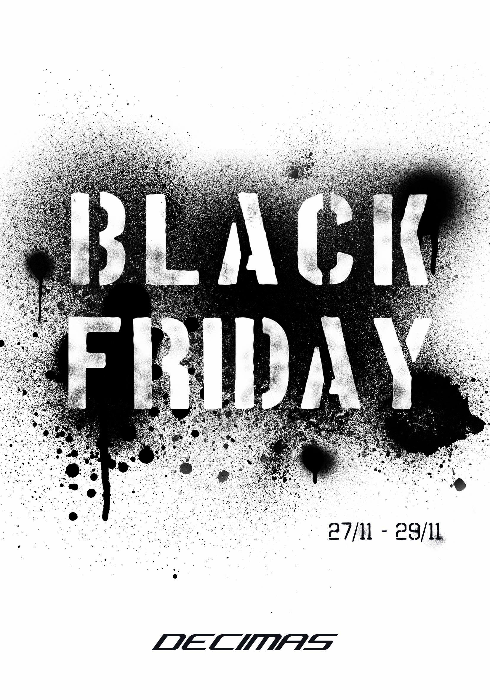 Décimas Black Friday 2015