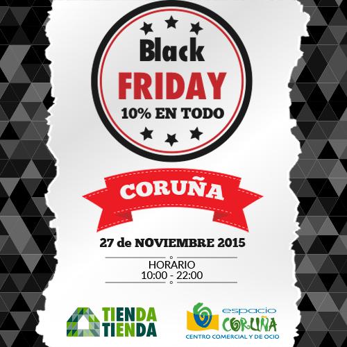 Tienda Tienda Black Friday 2015