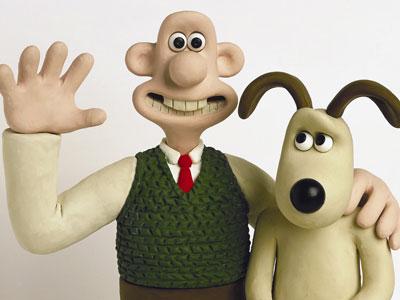 La oveja Shaun - Wallace&Gromit