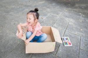 Hora del planeta 2016 reciclado cajas Espacio Coruña