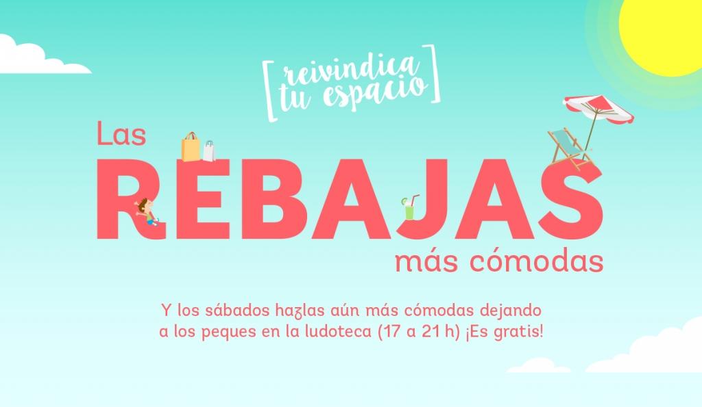 Rebajas verano 2016 Espacio Coruña