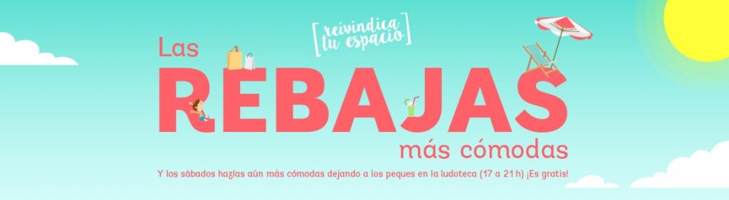 Las rebajas más cómodas en Espacio Coruña