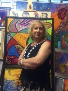 Pintora Novais