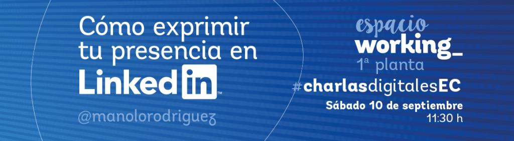 Charlas Digitales Espacio Coruña