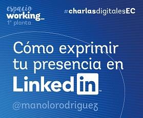 Charlas digitales Espacio Coruña septiembre 2016