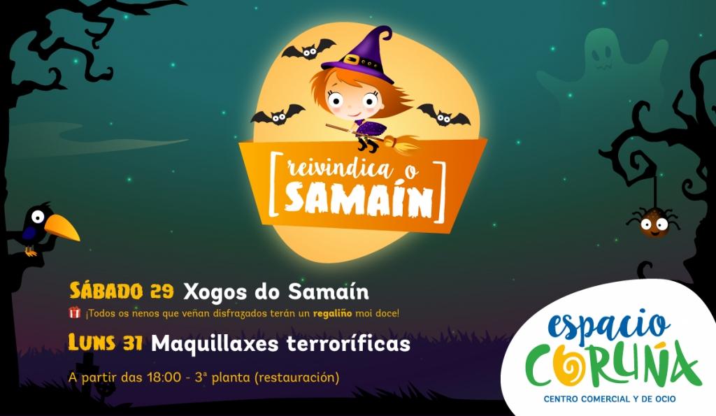 Samaín Espacio Coruña