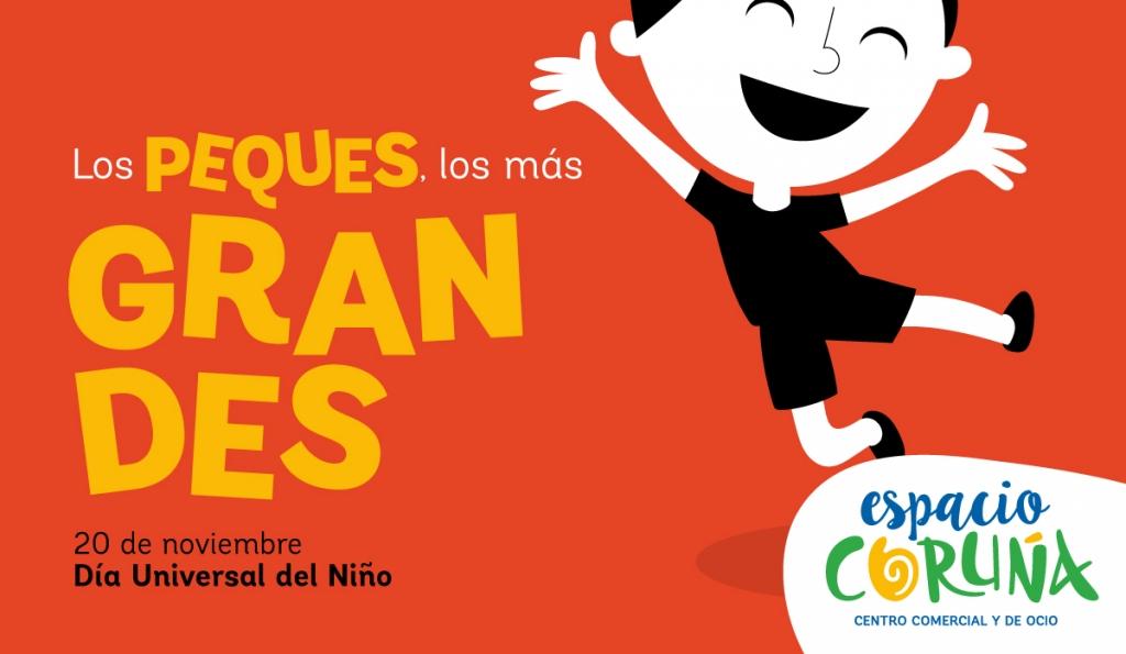Día del Niño 2016 Espacio Coruña