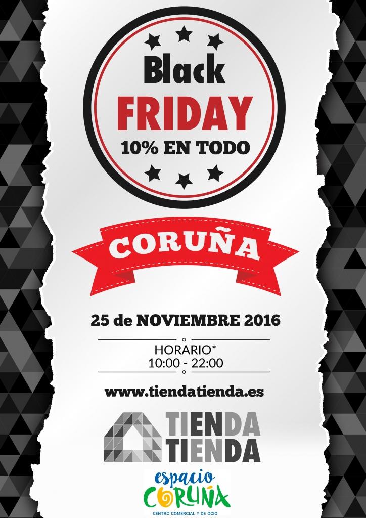 Tienda Tienda Black Friday 2016