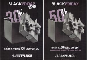 Alain Afflelou Espacio Coruña Black Friday 2016