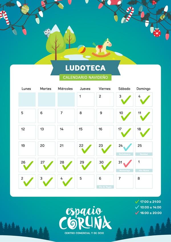 ludoteca-navidad-2016 Espacio Coruña