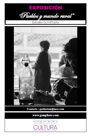 Exposición Fotografía en Espacio Coruña: Pueblos